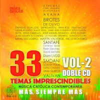 33 Temas imprescindibles Vol. 2